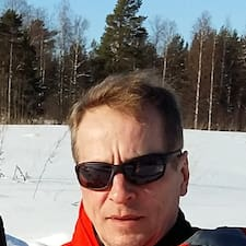 Jarmo User Profile