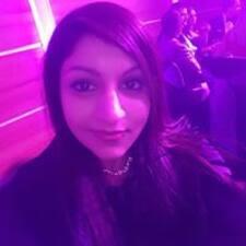 Profil Pengguna Nisha