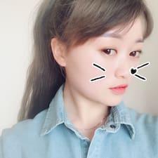 Perfil do utilizador de Xixi