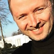 Wouter felhasználói profilja