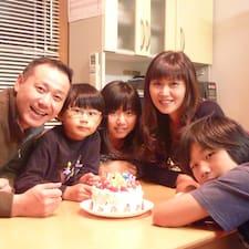 Perfil de usuario de 民泊宿屋PittINN管理人Koji&Kaori