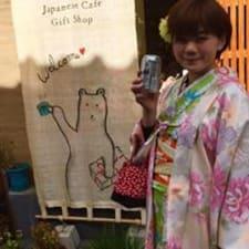 Profil utilisateur de Hashimoto