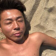 Profil Pengguna Keisuke
