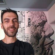 Kyriakos felhasználói profilja