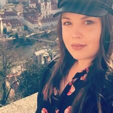 Nutzerprofil von Sarah