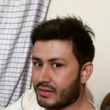 Dharmendra felhasználói profilja