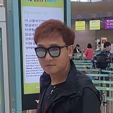 Perfil do usuário de 효섭