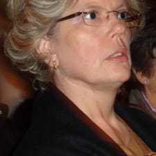 Manuela Maria felhasználói profilja