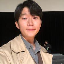Seong Won felhasználói profilja