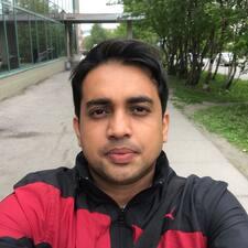 Användarprofil för Pratim