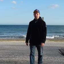 Gheorghe felhasználói profilja