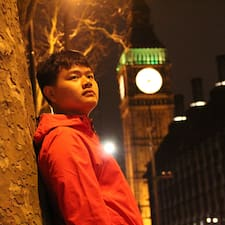 Profil utilisateur de Yi Shuan