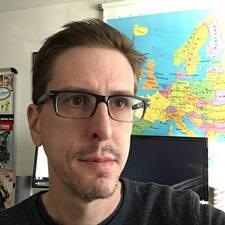 Henkilön Matt käyttäjäprofiili