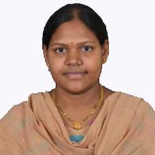 Nutzerprofil von Madhavi