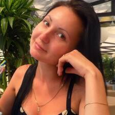 Perfil de l'usuari Юлия