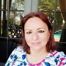 โพรไฟล์ผู้ใช้ María Elena