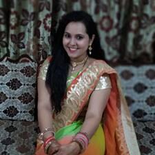 Perfil do usuário de Shilpa