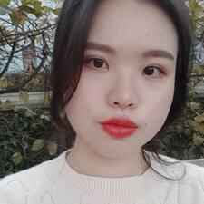 Профиль пользователя 예림