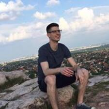 Profil korisnika Balázs