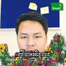 Profil utilisateur de Srey