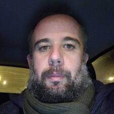 Gebruikersprofiel Giacomo