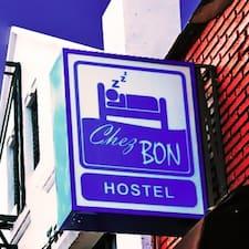 Gebruikersprofiel Chez Bon POD Hostel