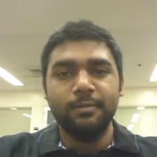 Shreekanth felhasználói profilja