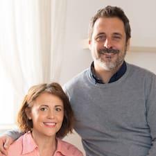 Piero & Alessia felhasználói profilja