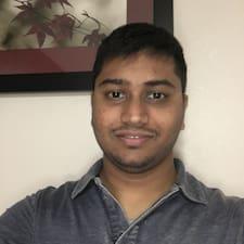 Användarprofil för Vishal