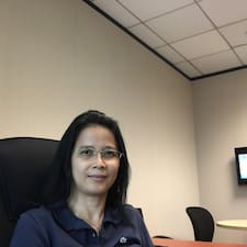 Maria Paz的用戶個人資料