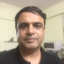 Användarprofil för Mahesh