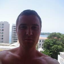 Profil Pengguna Mickael