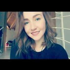Nutzerprofil von Olivia