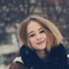 Gebruikersprofiel Polina