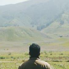 Faqih - Uživatelský profil