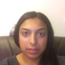Användarprofil för Syeda