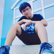 Hao-Ping felhasználói profilja
