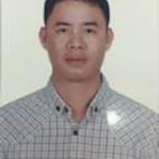 Khanh felhasználói profilja