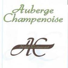 Gebruikersprofiel Auberge