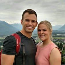 Profil Pengguna Connor & Lexie