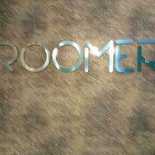 Profil utilisateur de Roomer