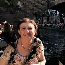 Profil Pengguna Rosa Grazia