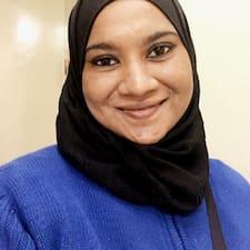 Siti Rashidah User Profile