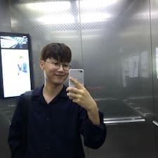 Jungseop felhasználói profilja