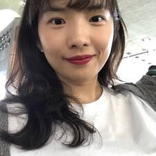Perfil do usuário de Jungmin