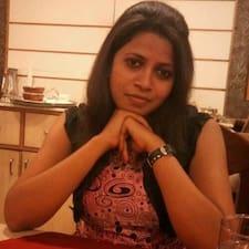 Indira - Uživatelský profil