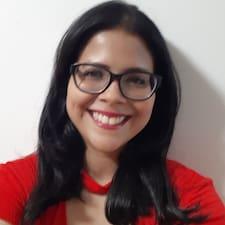 Profil utilisateur de Andreína
