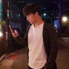 Perfil do utilizador de Byungkook