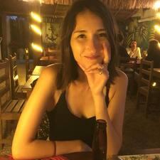 Henkilön Maite Lucía käyttäjäprofiili