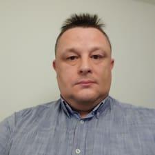 Henkilön Marcin, Michał käyttäjäprofiili